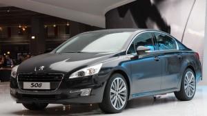 Peugeot 508. Голубая кровь