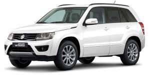 Suzuki Vitara s. Глоток воздуха