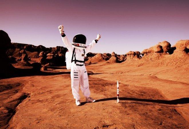 Полет на Марс грозит человеку слабоумием