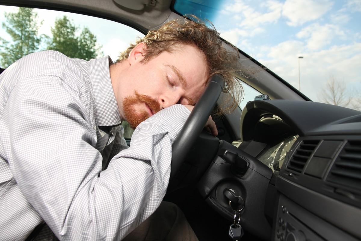 Как бороться с сонливостью за рулем