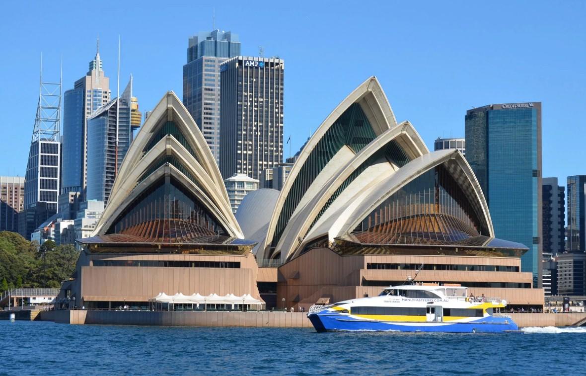 Сидней - красивейший город мира