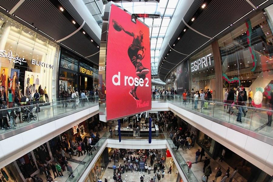Мировая столица любителей шопинга - Лондон
