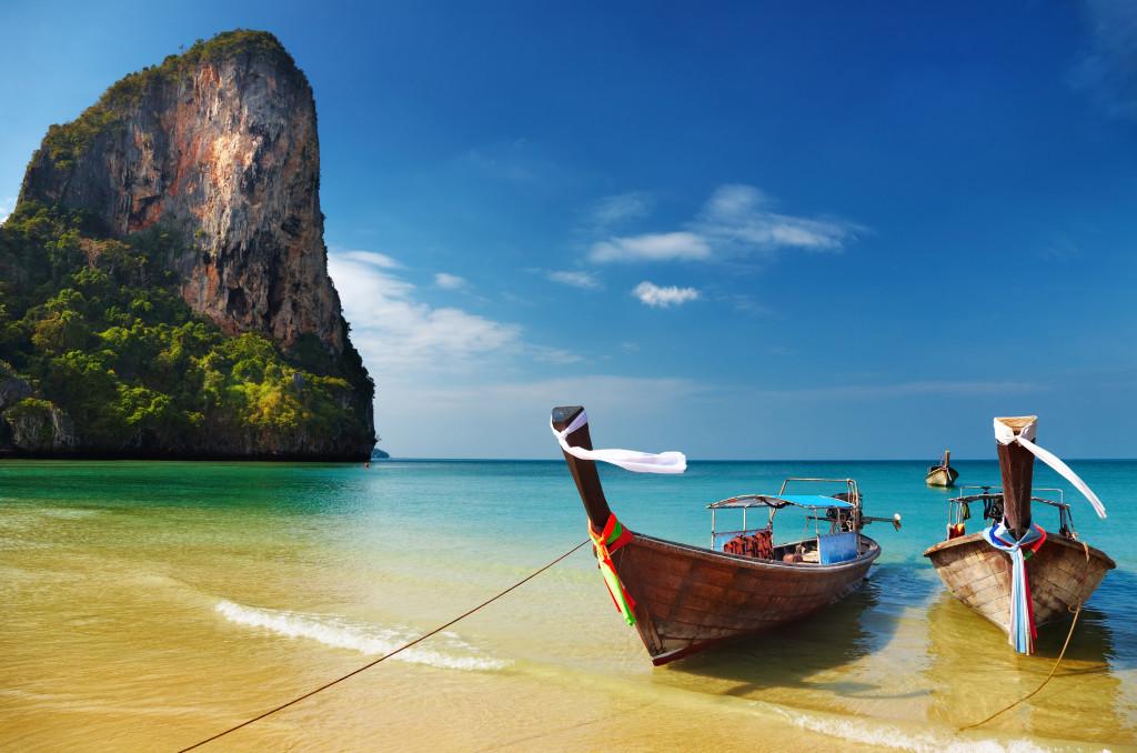 Райский отдых в Таиланде для туристов