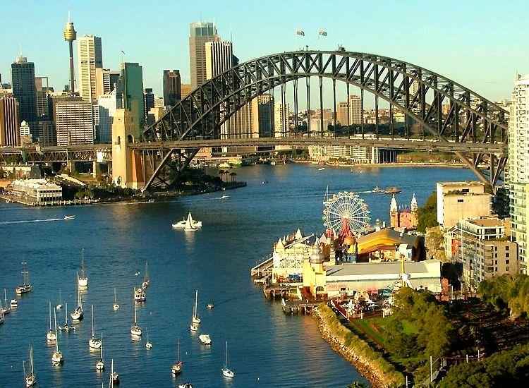 Австралия неизведанный мир для туристов и путешественников