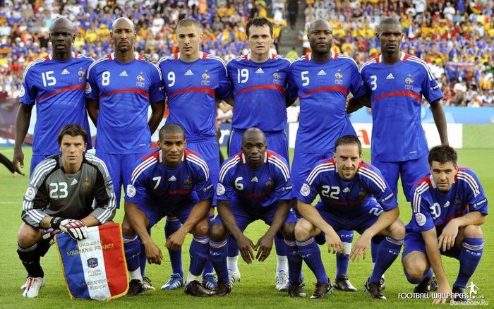 Блан не считает фаворитом ЧМ-2018 команду Франции