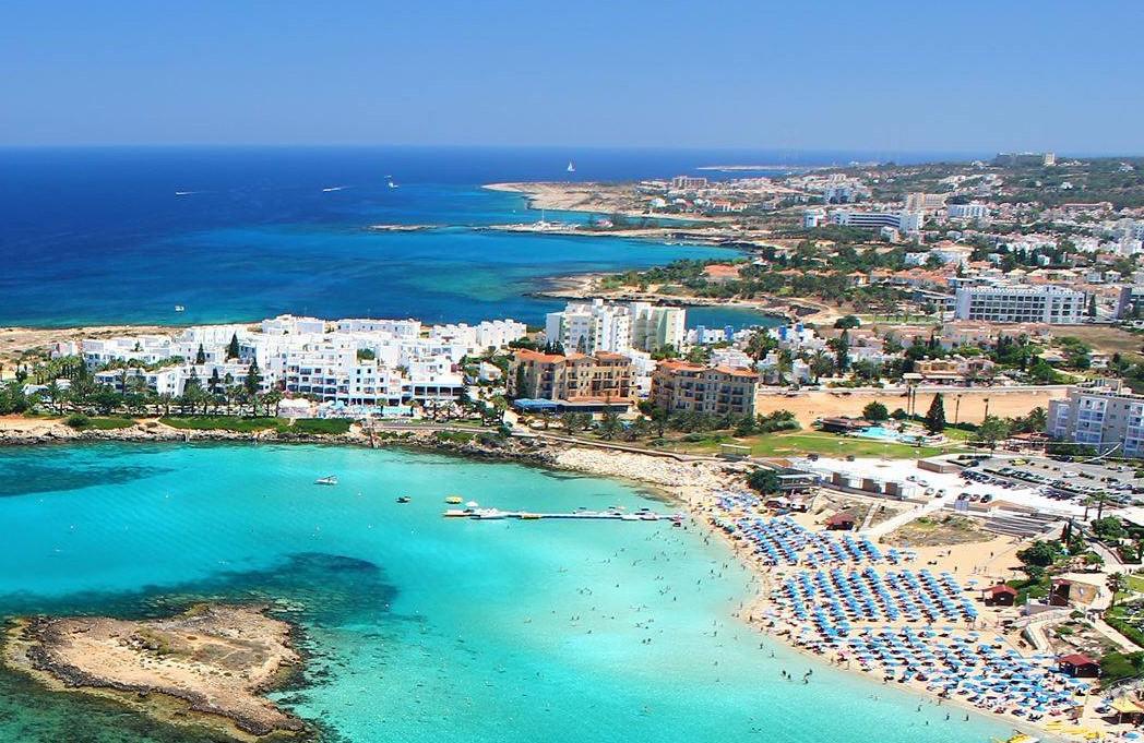Престижный курорт острова Кипр - Айя Напа