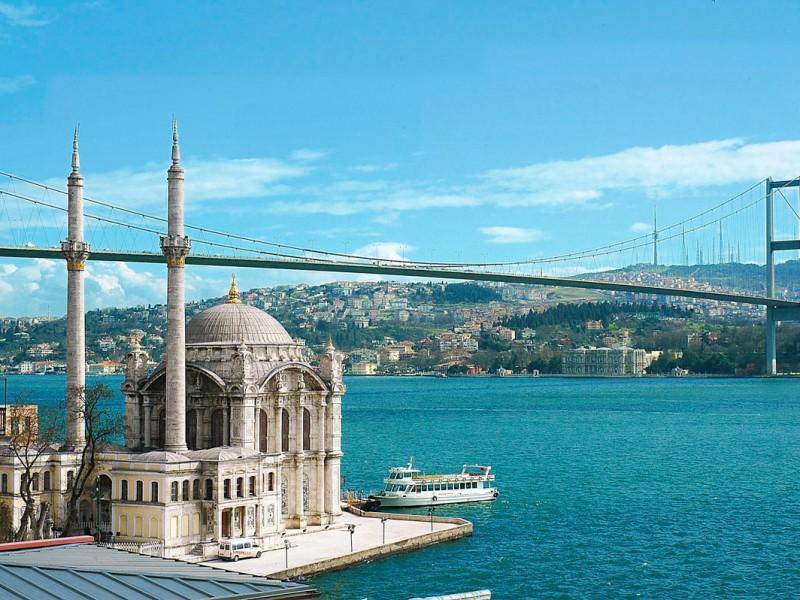 Жемчужина Босфора - город Стамбул