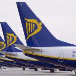 Авиакомпания Ryanair подверглась сильной критике
