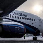 Самолёт NordStar вынужденно приземлился в Красноярске