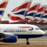 Самолет British Airways по ошибке приземлился в другой стране