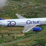 Турецкий лоукостер Onur Air начал летать из Стамбула в Анапу