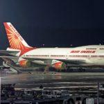 Лайнер Air India совершил вынужденную посадку в Лондоне