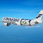 Finnair закрывает рейс из Хельсинки в Екатеринбург