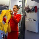 На авиапассажира завели уголовное дело за кражу жилета