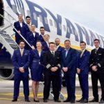 Из-за забастовки пилотов Ryanair меняет график полётов