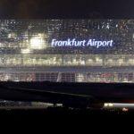 В аэропорте Франкфурта-на-Майне столкнулись два самолета