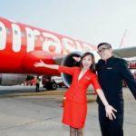 AirAsia планирует рейсы в Россию из трёх стран Азии