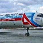 «Уральские авиалинии» полетят из Екатеринбурга в Черногорию