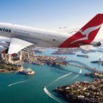 Авиакомпания Qantas названа самой безопасной в мире