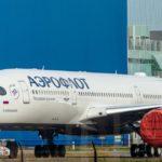 Аэрофлот получил Airbus A350-900 одетый в новую ливрею
