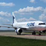 """Авиакомпания FLYONE возобновляет рейсы из """"Пулково"""" в Кишинев"""