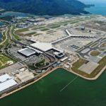 Впервые сократился пассажиропоток аэропорта Гонконга