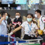 Авиакомпании продлевают запрет на полеты в Китай