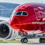 Авиакомпания Norwegian Air обездвиживает 40% флота