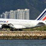 Авиакомпания Air France отменяет 90% авиарейсов