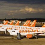 Лоукостер EasyJet прекратил полёты на неопределенный срок