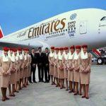 Авиакомпания Emirates Airlines возобновляет полёты