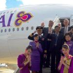 Thai Airways приостановила полеты и сократила зарплату