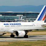 Планы авиакомпании Air France по возобновлению полетов