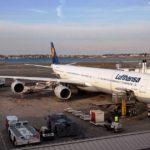 Lufthansa на 12-16 месяцев отправила A340-600 в Испанию