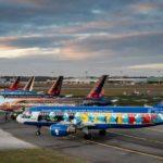 Brussels Airlines приостанавливает полёты до 15 мая