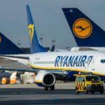 Ryanair рассматривает возможность сокращения сотрудников