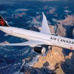 Air Canada представила сокращенную программу летнего сезона