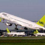 Авиакомпания AirBaltic хочет вернуться в Париж в июне