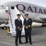 В Qatar Airways число рейсов растёт, а зарплаты падают
