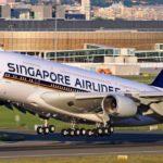 Singapore Airlines возобновляет ряд рейсов из Чанги