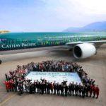 Авиакомпания Cathay Pacific получит 5 миллиардов долларов