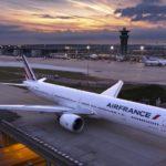 Air France разработала программу полетов в июле и августе