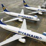 Новые санитарные нормы авиакомпании Ryanair