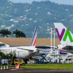 Аэропорт Мартиника ввёл усиленные санитарные меры