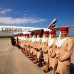 Авиакомпания Emirates Airlines увеличивает число рейсов
