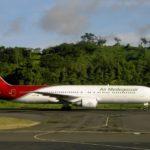Air Madagascar продлила приостановку международных рейсов