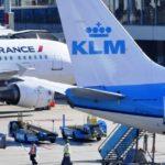 Air France-KLM сообщила о снижении выручки на 83%