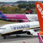 Европейские лоукостеры снижают цены на авиабилеты