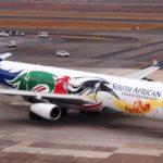 South African Airways приостанавливает свои операции
