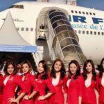 Авиакомпания Air France сокращает число рейсов на Таити